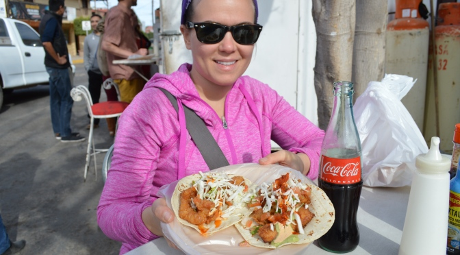 Food!  Food in Baja…