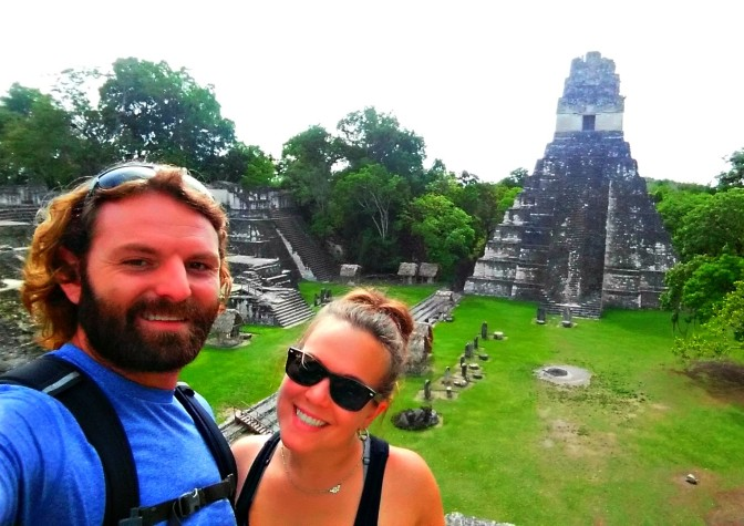 Part 2 Guatemala Adventures continue to… TIKAL