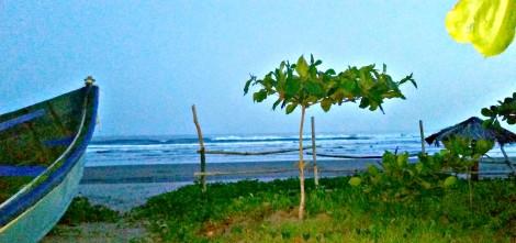 El Cuco Beach, El Salvador