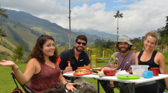 Our adventure to the real Valle de Cocora
